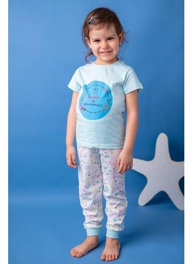 Zeyland Mavi Summer Pijama Takımı (1-4yaş) Mavi Summer Pijama Takımı (1-4yaş) Mavi